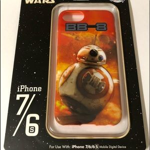 Star Wars BB8 IPhone case
